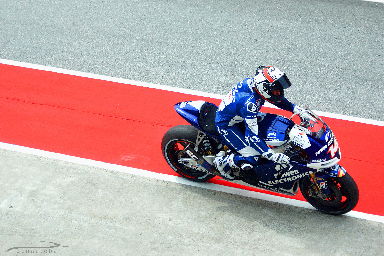 MotoGP Behind the Scenes